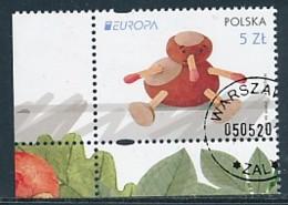 POLEN Mi.NR. 4762 Europa  Europa - Historisches Spielzeug -2015 - Used - Europa-CEPT