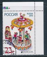 RUSSLAND Mi.NR. 2126 Europa  Europa - Historisches Spielzeug -2015 - Used - Europa-CEPT
