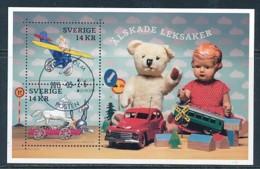 SCHWEDEN Mi.NR. Block 51  Europa  Europa - Historisches Spielzeug -2015 - Used - Europa-CEPT