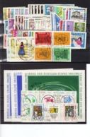 DDR, Ohne Bl. 19 Kpl. Jahrgang 1964, Gest.  Mi. 95,- Euro (K 4744) - Gebraucht