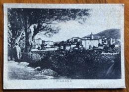 FIANONA (PLOMIN) PANORAMA CARTOLINA PER MODENA CON ANNULLO : FIANONA * POLA * 13/9/42 - Italien