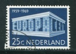 PAYS-BAS- Y&T N°893- Oblitéré (Europa) - Europa-CEPT