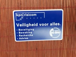 Phonecard Privat Netherlands KPN Risicom (Mint,Neuve) Rare - Nederland