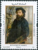 2019 - Treasures Of The Muhammad VI Museum -Renoir - Morocco (1956-...)