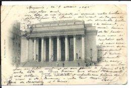 NANTES - Le Grand Théâtre - Thuret éditeur (précurseur 1900) - VENTE DIRECTE X - Nantes