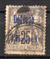 Col17  Colonie Dédéagh N° 6 Oblitéré  Cote 43,00€ - Dedeagh (1893-1914)