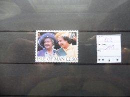 Man Neuf Xx Numero 822 Famille Royale - Man (Insel)
