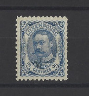 LUXEMBOURG.  YT  N° 78  Neuf *  1906 - 1906 William IV