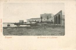 10842 Trapani - La Tonnara Di S.Giuliano - Trapani