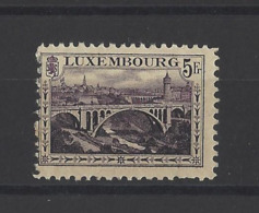 LUXEMBOURG.  YT  N° 134  Neuf **  1921 - Luxembourg