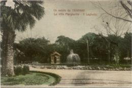 10795 Trapani - La Villa Margherita - Il Laghetto - Trapani