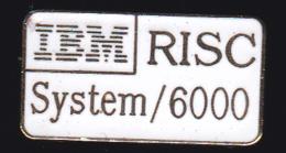 60249-Pin's-IBM.Risk.informatique. - Informatique