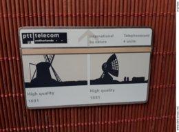 Landis & Gyr Phonecard Private Netherlands 109 K (mint,Neuve) Rare - Privé