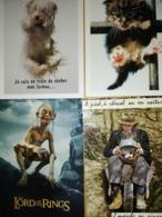 Lot De 1700 Cpsm Et Cpm - 500 Postcards Min.