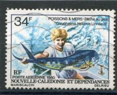 NOUVELLE CALEDONIE  N°  202 PA  (Y&T)  (Oblitéré) - Neukaledonien
