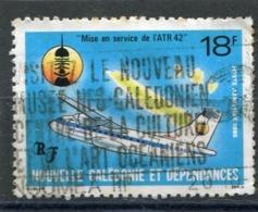 NOUVELLE CALEDONIE  N°  252 PA  (Y&T)  (Oblitéré) - Neukaledonien