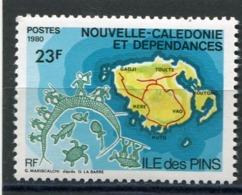 NOUVELLE CALEDONIE  N°  435 **  (Y&T)  (Neuf) - Nouvelle-Calédonie