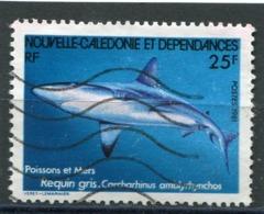 NOUVELLE CALEDONIE  N°  444  (Y&T)  (Oblitéré) - Neukaledonien
