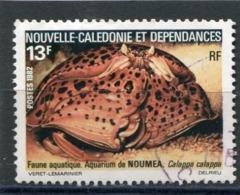 NOUVELLE CALEDONIE  N°  453  (Y&T)  (Oblitéré) - Neukaledonien