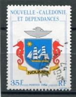 NOUVELLE CALEDONIE  N°  486  (Y&T)  (Oblitéré) - Neukaledonien