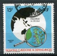 NOUVELLE CALEDONIE  N°  545  (Y&T)  (Oblitéré) - Neukaledonien