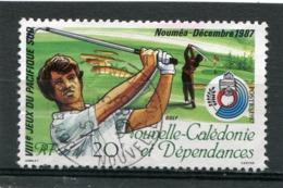 NOUVELLE CALEDONIE  N°  546  (Y&T)  (Oblitéré) - Neukaledonien