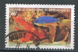 NOUVELLE CALEDONIE  N°  552  (Y&T)  (Oblitéré) - Neukaledonien