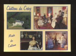 La Chapelle Caro (56) : Musée Du Costume Au Chateau De Crévy - France
