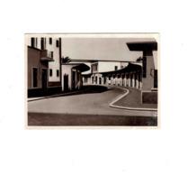 CARTOLINA EGEO OCCUPAZIONE ITALIANA I G.M. PORTO LAGO – VIA COMMERCIALE - Grecia