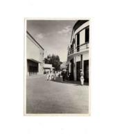 CARTOLINA EGEO OCCUPAZIONE ITALIANA I G.M. PORTO LAGO – VIA NAZIONALE - Grecia