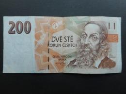 Czech Republic 200 Korun 1998 - Czech Republic