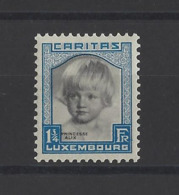 LUXEMBOURG.  YT  N° 238  Neuf *  1931 - Luxembourg