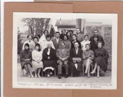 Photo De Groupe, Promotion 1959-1960, Seconde Année élèves Infirmières Centre Hospitalier Emile Roux, Puy-en-Velay, IFSI - Personnes Anonymes