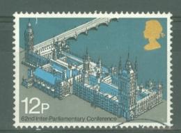 G.B.: 1975   62nd Inter-Parliamentary Union Conference  Used - 1952-.... (Elizabeth II)