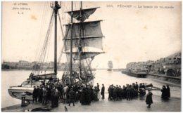 76 FECAMP - Le Bassin De Mi-marée - Fécamp