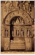 POSTA MILITARE - CHIESA SUBURBANA DI S. GIORGIO - MAUSOLEO ROVERELLA - 1916 - Vedi Retro - Formato Piccolo - Ferrara