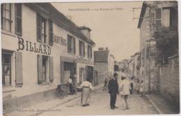 CPA 95 VALMONDOIS Bureau Et Tabac - Valmondois
