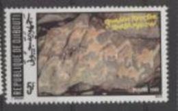 Djibouti Phrehistory Prehistoire Peintures Rupestres - Fossils