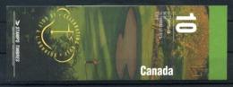 1995 CANADA LIBRETTO (Carnet) MNH** 1409/1413 GOLF - Libretti Completi