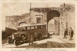 10810 Trapani - Monte S. Giuliano - Porta Trapani - Trapani