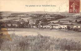 42 LOIRE Vue Générale Du Village De LA TUILIERE - Francia