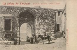 10827 Trapani - Monte S. Giuliano - Porta Trapani - Trapani
