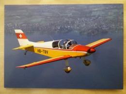 PELIKAN U3M   HB-TBV    Edition  Antique Airplane Association Switzerland - 1946-....: Modern Era
