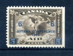 1932 CANADA SET MNH POST AEREA N.4 ** Conferenza Ottawa / 45€ Di Cat. - Nuovi