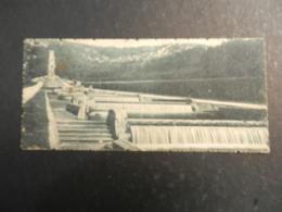 20005) CASERTA LA CASCATA NEL REGIO PARCO VIAGGIATA 1918 MIGNON - Caserta