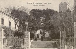 10766 Trapani - Monte S. Giuliano - Villa Balio (ingresso Principale) - Trapani