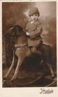 Romania - Focsani - Foto Koroschetz - Wooden Horse Toy - Photographs