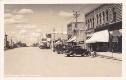 RP; KILLARNEY , Manitoba , Canada , 1930s ; Main Street - Manitoba