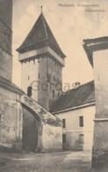 Romania - Medias - Kirchenkastell - Glockenturm - Rumania