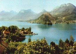 CP 74 Haute-Savoie Annecy Baie De Talloires Yvon - Annecy